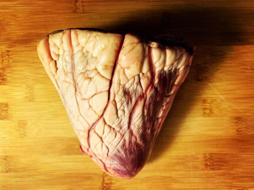 Hempton & Henderson #1: Grilled Marinated Calf'sHeart